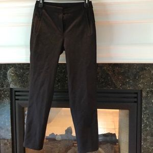 Lululemon black trouser style pants